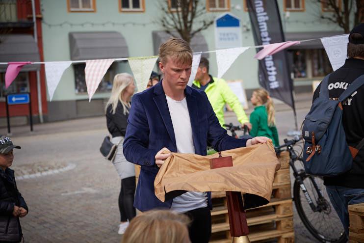 Nässjö Street festival